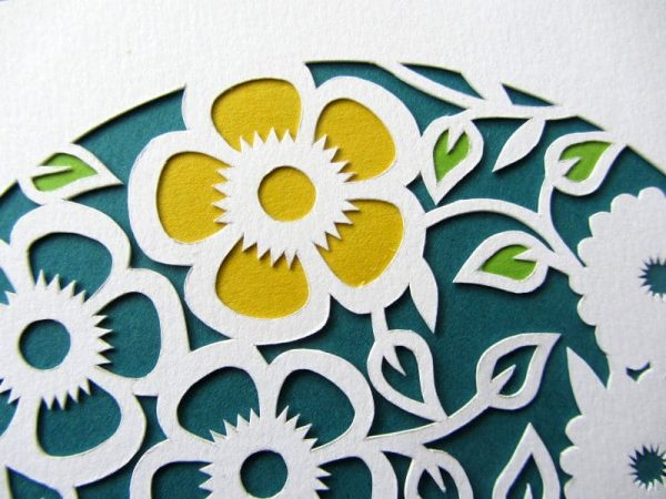 Do you want to learn about paper crafts but don't know where to start? Have a look at this easy paper cutting tutorial complete with downloadable, printable template. Perfect for beginners who are looking to make DIY art, handmade flowers, cards, stencils, decorations or scrapbook embellishments for decoration. Whether you want to make to sell or are just looking for simple project ideas, look no further. Includes JPEG, suitable for use with Cricut.